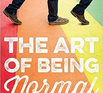 Book Review ; ¨ The Art of Being Normal ¨