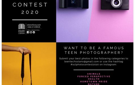Teen Photo Contest - Submissions accepted February 9 - March 31