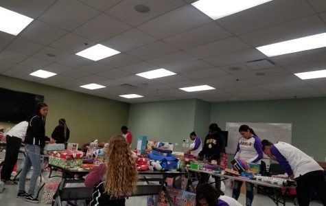 Lady Royals wrap up the year to help the less fortunate