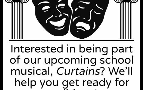 Audition Workshop for Spring Musical on January 22