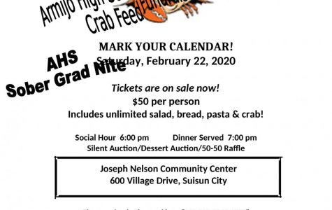 Grad Nite Crab Feed helps fund party for Class of 2020