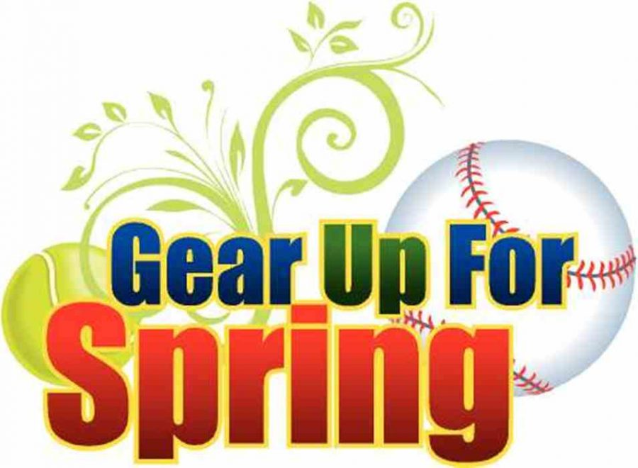 Spring sports meeting in T-4 on January 24
