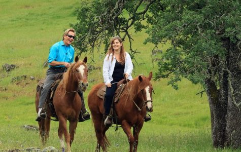 Explore Trails of Horseback Saturdays until May.9