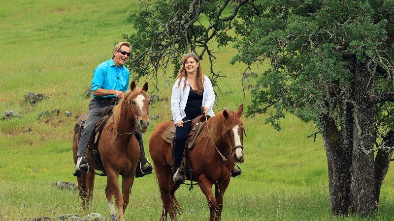 Explore+Trails+of+Horseback+Saturdays+until+May.9