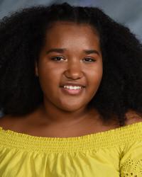 February 2020 A - Sophomore Secretary (Olivia James-Singh)