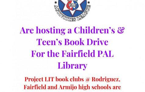 Project LIT Children's Book Drive