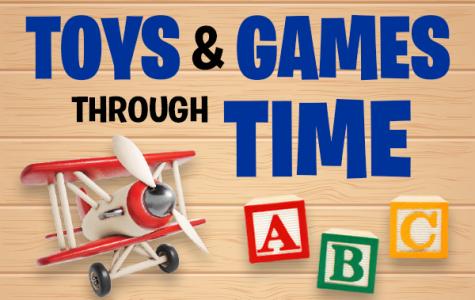 Toys & Games through Time in Dublin