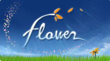 Welcome to Spring! Let's play Flower!