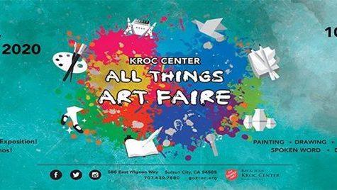 2nd Annual Art Faire @Kroc Center 4/11