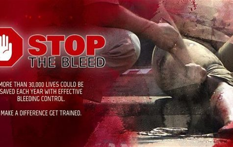 Stop the Bleed Campaign held by Kasier 4/13
