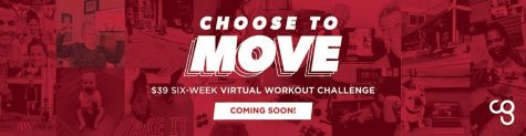 Choose to Move with this Virtual Workout Challenge! - May 11 through June 20