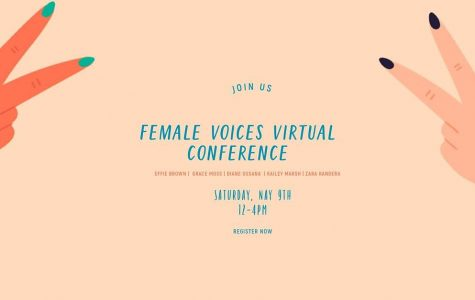 Get Empowered with a Female Voices Virtual Conference - May 9th