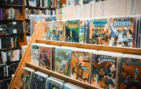 This Summer, beat the heat by being a comic book fan!