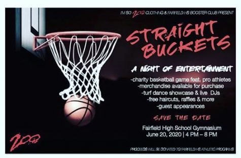 Straight Buckets: Charity Night Event Full of Entertainment June 20