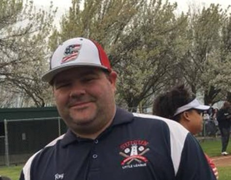 Coach Roy loves baseball and the outdoors.