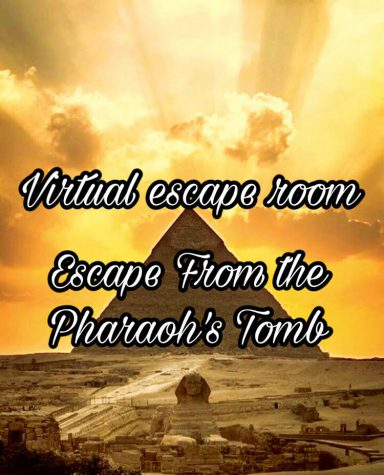 The world gets a lot smaller when you are trapped in Pharoah
