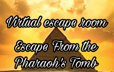 The world gets a lot smaller when you are trapped in Pharoah's Tomb. Can you escape?