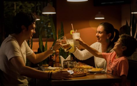 Just because you are together all day doesn't mean a special night of fun can't be planned.