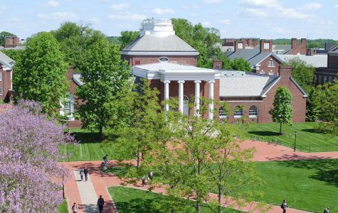 Far from home, University of Delaware provides an old school experience to a new generation.