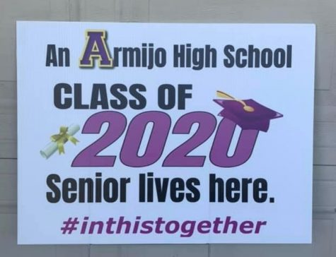 An important message regarding  2020 high school graduation ceremonies
