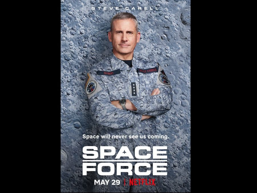 Ten shows, and if the last nine are as good as the first, you don't want to miss Space Force.