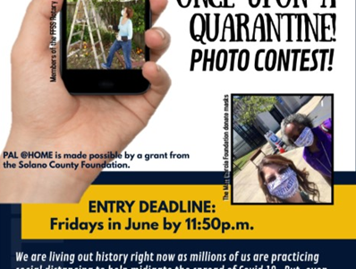 Once Upon a Quarantine Photo Contests