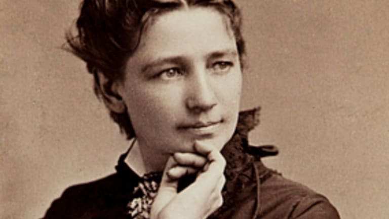 Victoria Woodhall was a pioneer in many fields.