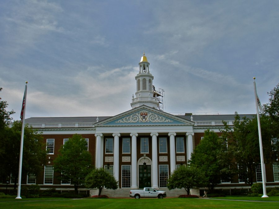 Harvard offers old world values with new world research.