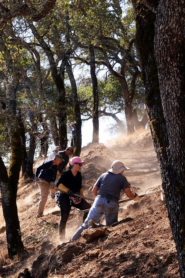 Volunteer for Trail Crew August 22