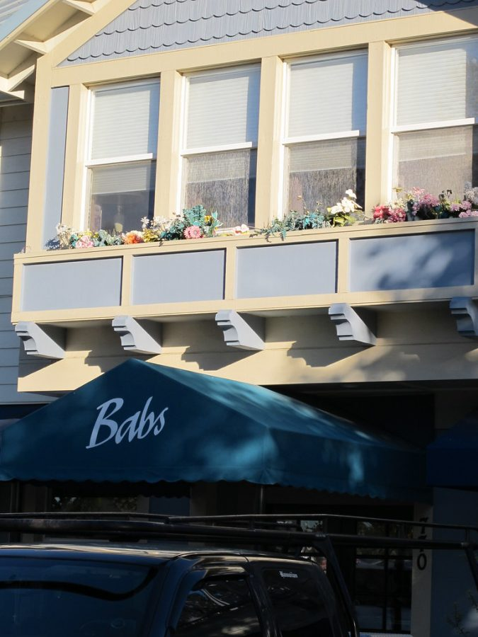 Bab's Delta Diner has reopened following social distancing and has become available on Doordash.