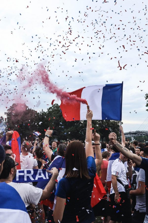 French Club celebrates everything French.