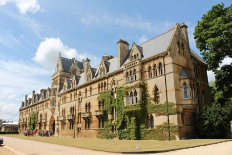 Better than even Hogwarts, Oxford provides an unbeatable education with old world charm.