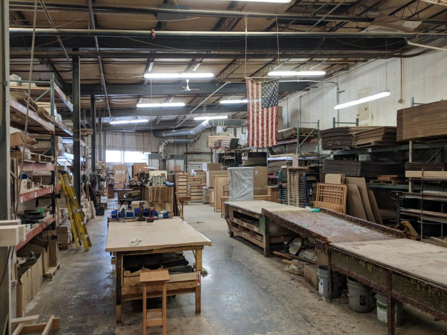 Woodshops around the world remain empty while shop teachers scramble for online lesson plans.