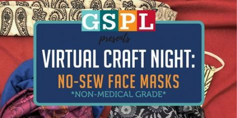 DIY Face Mask Virtual Craft Event - Sep.16