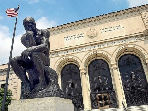 Detroit Institute of Arts Online Tour - Sep.12