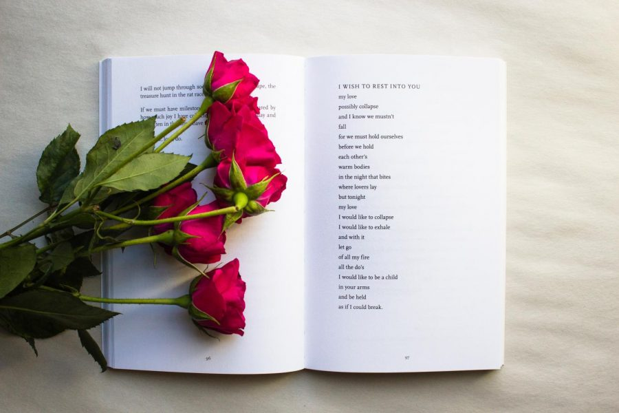 Whether an original work or a tribute, a poem can make one's day.