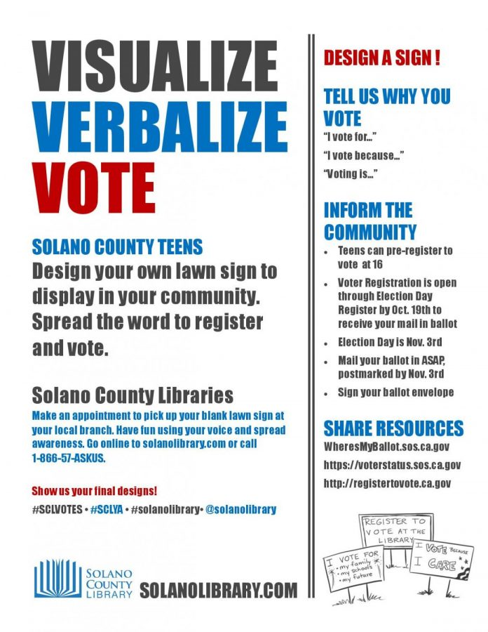 Design-A-Voting-Sign!
