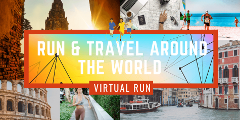 Around the World Virtual Running Program - Sep.12