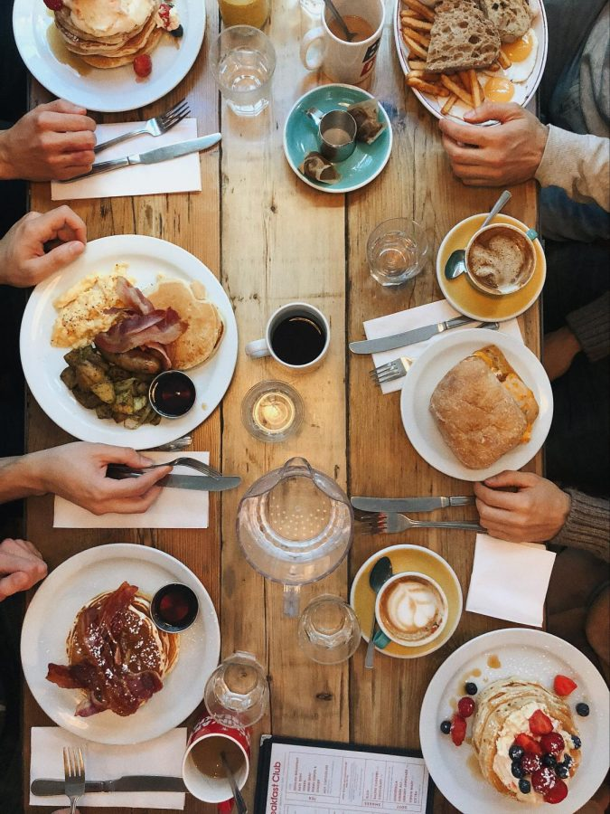 Top 5 local places for breakfast you need to visit!