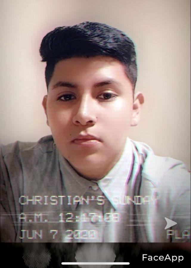 Christian tomó la decisión de quedarse en EE. UU.