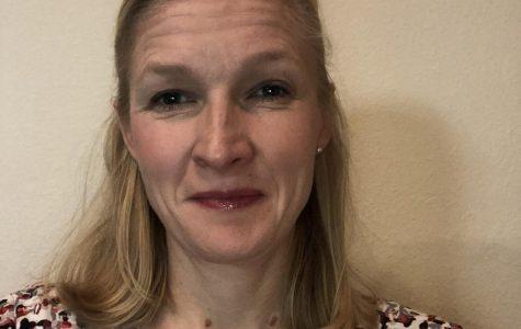 A master Spanish teacher: Señora Johnson