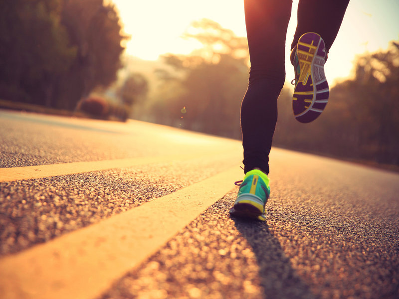 The average American runner is getting slower.