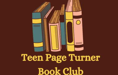 Book Virtual Discussion:Teen Page Turners Club - October 29
