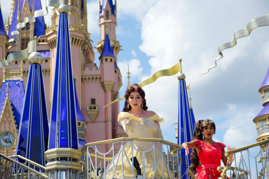 This is the day you can still pretend to be a princess.