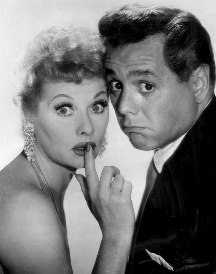 Lucy and Ricky, provided laughter and tears to generations.