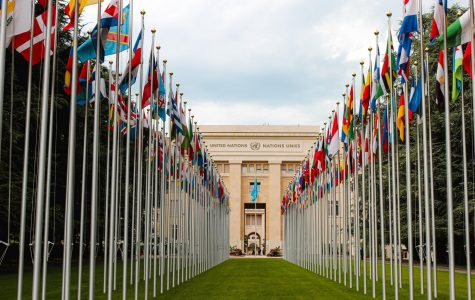 Most of the world's countries work together to support the UN.