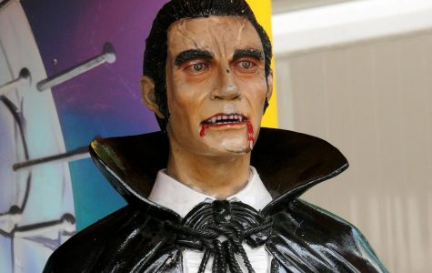 Dracula has always been a popular Halloween costume choice!