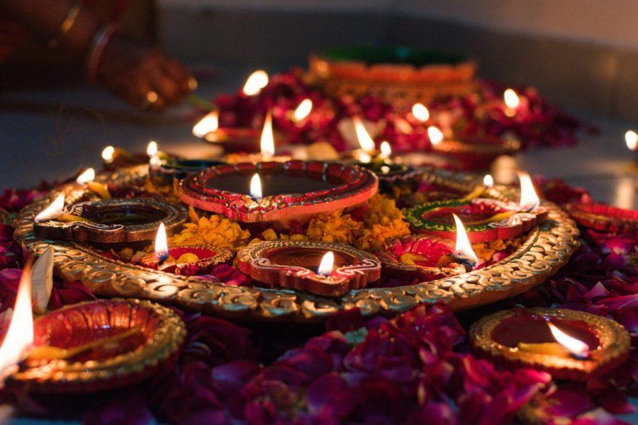 Diwali is a Hindu holiday to honor the return of deities.