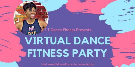 Weekly Virtual Dance Fitness Class - Wednesdays & Fridays