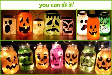 Jack-O-Lantern Halloween Craft Lesson - October 26,28,30
